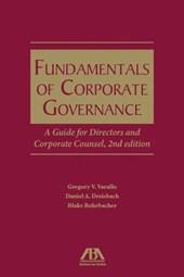 Fundamentals of Corporate Governance