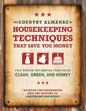 The Country Almanac of Housekeeping Techniques That Save You Money