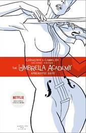 Umbrella academy (01): the apocalypse suite