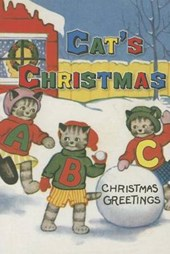 Cat's Christmas ABC