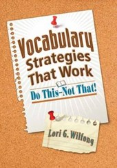 Vocabulary Strategies That Work