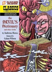Classics Illustrated #11: The Devil's Dictionary