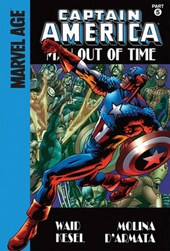 Captain America: Man Out of Time 5