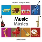 My First Bilingual Book-Music (English-Spanish)