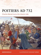 Poitiers AD 732
