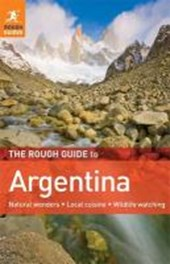 Rough guide: argentina (4th ed)