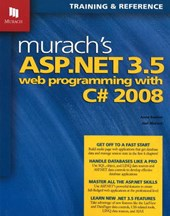 Murach's Asp.net 3.5 Web Programming With C#