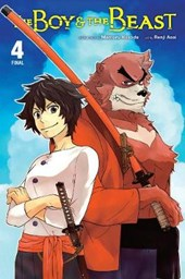The Boy and the Beast, Vol. 4 (manga)