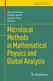 Microlocal Methods in Mathematical Physics and Global Analysis