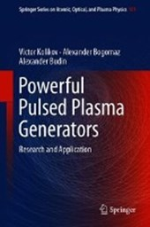 Powerful Pulsed Plasma Generators