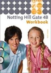 Notting Hill Gate 4 B. Workbook mit CD-ROM Multimedia-Sprachtrainer und Audio-CD