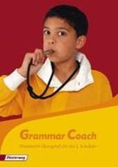 Grammar Coach. Grammatikheft Übungsheft für das 5. Schuljahr