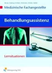 Medizinische Fachangestellte. Behandlungsassistenz. Arbeitsheft