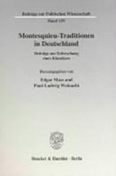 Montesquieu-Traditionen in Deutschland