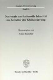 Nationale und kulturelle Identität im Zeitalter der Globalisierung