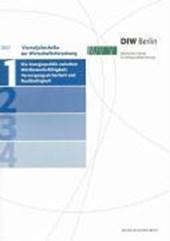 Die Energiepolitik zwischen Wettbewerbsfähigkeit, Versorgungssicherheit und Nachhaltigkeit