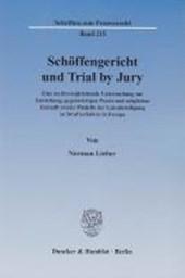 Schöffengericht und Trial by Jury