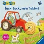Tuck, tuck, mein Traktor!