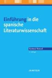 Einfuhrung in die spanische Literaturwissenschaft
