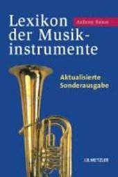 Lexikon der Musikinstrumente