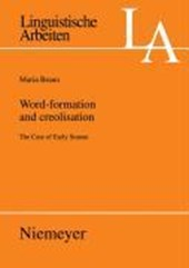 Word-Formation and Creolisation