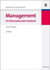 Management Im Internationalen Kontext