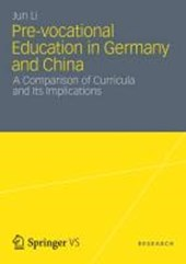 Pre-vocational Education in Germany and China