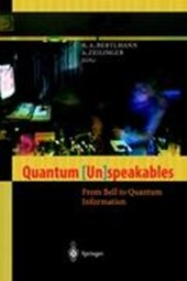 Quantum (Un)speakables
