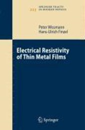 Electrical Resistivity of Thin Metal Films