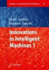 Innovations in Intelligent Machines - 1