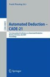 Automated Deduction - CADE-21