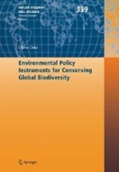 Environmental Policy Instruments for Conserving Global Biodiversity