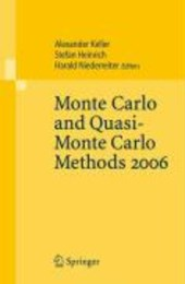 Monte Carlo and Quasi-Monte Carlo Methods 2006
