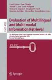 Evaluation of Multilingual and Multi-modal Information Retrieval