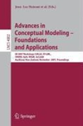 Advances in Conceptual Modeling - Foundations and Applications