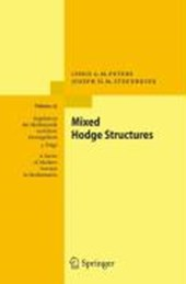 Peters, C: Mixed Hodge Structures