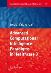 Advanced Computational Intelligence Paradigms in Healthcare - 3