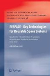 RESPACE - Key Technologies for Reusable Space Systems