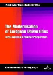 The Modernisation of European Universities