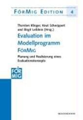 Evaluation im Modellprogramm FörMig