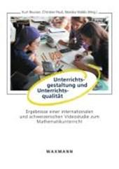 Unterrichtsgestaltung und Unterrichtsqualitat