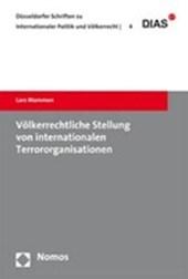 Völkerrechtliche Stellung von internationalen Terrororganisationen