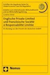 Englische Private Limited und französische Société à Responsabilité Limitée