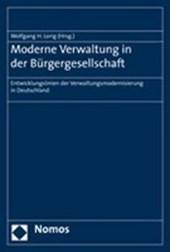 Moderne Verwaltung in der Bürgergesellschaft