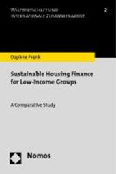 Sustainable Housing Finance for Low-Income Groups