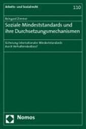 Soziale Mindeststandards und ihre Durchsetzungsmechanismen