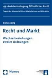 Recht und Markt