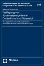 Festlegung von Stromnetzentgelten in Deutschland und Österreich