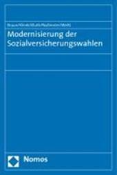 Modernisierung der Sozialversicherungswahlen