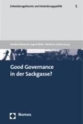 Good Governance in der Sackgasse?